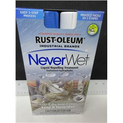 New Rust-Oleum Liquid Repelling Treatment / prevent water,ice,mud from surfaces