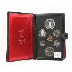1952-1977 THRONE OF THE SENATE DOUBLE DOLLAR RCM