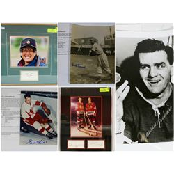 FEATURED AUTOGRAPHED SPORTS PICTURES