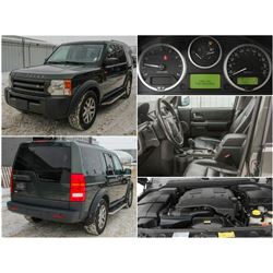 FEATURED 2007 LAND ROVER LR3