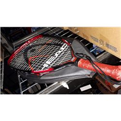 NEW HEAD LASERSPEED 500 W/ CASE SQUASH RACQUET