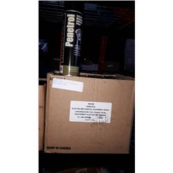 BOX OF NEW ELECTRO MACHANICAL EQUIPMENT SPRAY