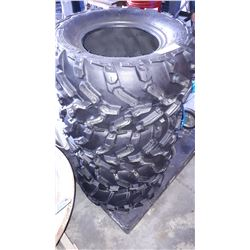 4 POLARIS ATV TIRES