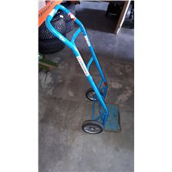 BLUE METAL 2 WHEEL DOLLY