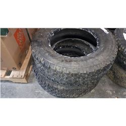 PAIR OF SAVERO GT RADIAL LT 225/75R16