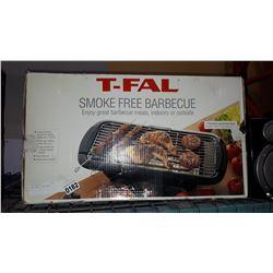 TFAL SMOKE FREE BBQ