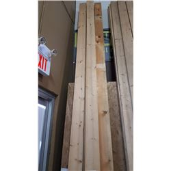 "LOT OF 10 - 14 2""X6"" LENGTHS"