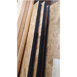 "LOT OF 7 1""THICK 4X8 OSB PLYWOOD"