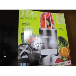 MAGIC BULLET NUTRI BULLET