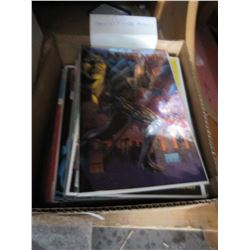 BOX OF 40 COMICS