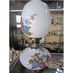 LARGE COLONIAL LAMP