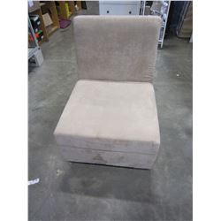 MICRO FIBER ACCENT CHAIR