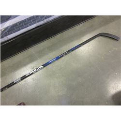 VIC WOOD HOCKEY STICK WITH FIBERGLAS REINFORCED BLADE
