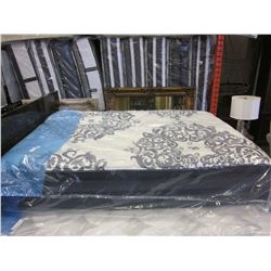 QUEENSIZE BEAUTY REST IMPERIAL WORLD CLASS COLLECTION EURO TOP MATTRESS, FLOOR MODEL,