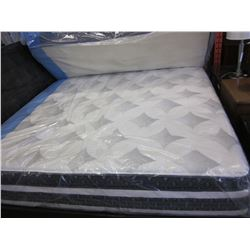 NEW KINGSIZE SERTA PERFECT SLEEPER EURO TOP MEDIUM FIRM MATTRESS