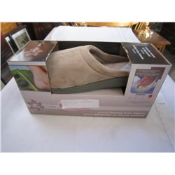 SIMPLE AND PURE WOMENS MEMORY FOAM SLIPPERS