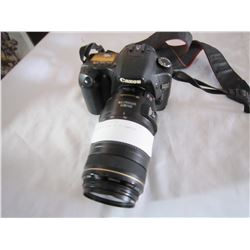 CANON EOS 30 D CAMERA