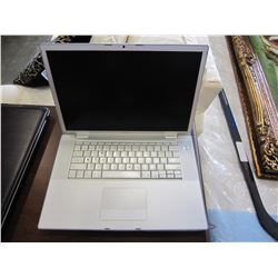MAC BOOK PRO NO CORDS, UNTESTED