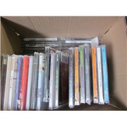 50 BRAND NEW SEALED CDS