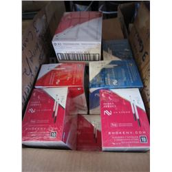 BOX OF SMOKE NV DISPOSABLE E VAPORIZERS