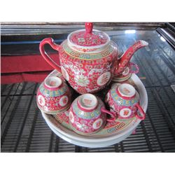 EASTERN TEA SET