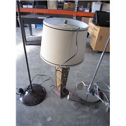 ASHLEY TABLE LAMP RETAIL $89
