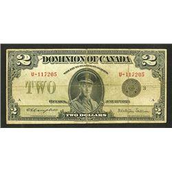 Dominion of Canada, 1923 Issue.