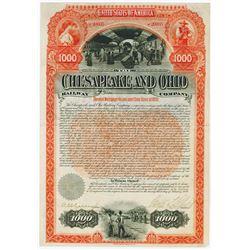 Chesapeake and Ohio Railway Company