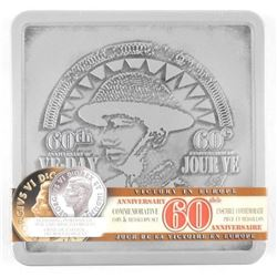 60th Anniversary Comm. Coin and Medallion Set VE-D