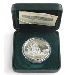 1774-1999 Proof Silver Dollar Cased: 925 Sterling Silver