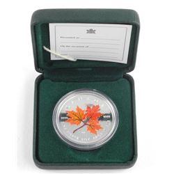 2001 .9999 Fine Silver ML 5.00 1oz ASW
