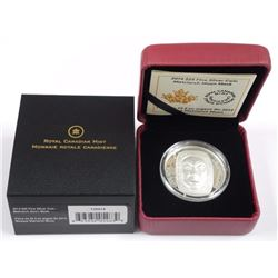 2014 .9999 Fine Silver $25.00 Coin 'Matriarch Moon