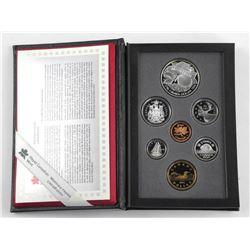 1996 RCM Proof Coin Set