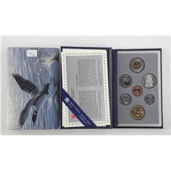 1997 Specimen Mint Set