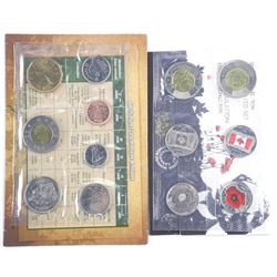 Lot (2) PL Sets 2011 and 2015