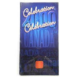 2000 Celebration 25 Cent Colour (ER)