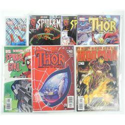 Estate Lot (7) Marvel Comics