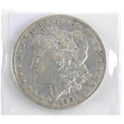 1901 USA Silver Dollar Morgan