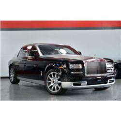 2014 Black Rolls-Royce Phantom Base Sedan
