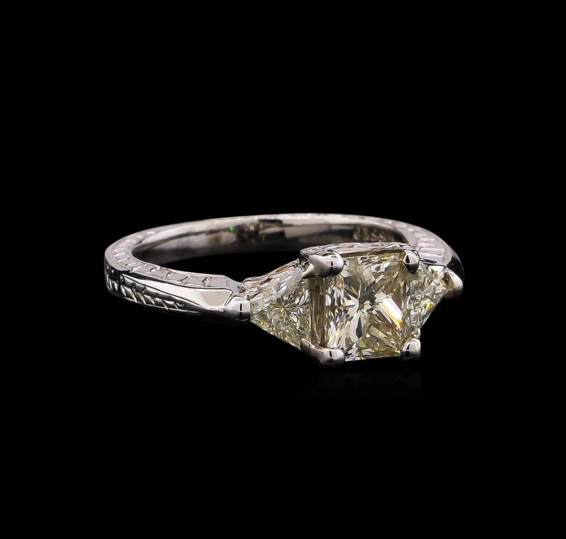 Diamond White Usa >> Egl Usa Cert 1 78 Ctw Diamond Ring 14kt White Gold