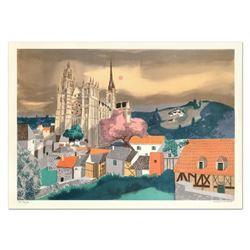 Rouen by Lambert (1919-1998)