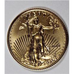 2018 FIVE DOLLAR AMERICAN GOLD EAGLE