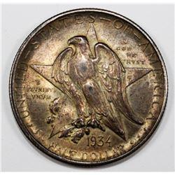 1934 TEXAS HALF DOLLAR