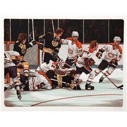 Andy Donato, Stanley Cup, Lithograph