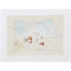 Mary Faulconer, Spring Hope, Lithograph