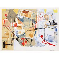 Jasha Green, Untitled 7, Lithograph