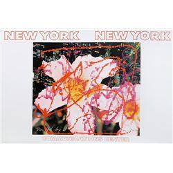 James Rosenquist, New York, New York - Communications Center, Poster