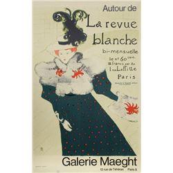 Henri de Toulouse-Lautrec, Exhibition at Galerie Maeght, Lithograph Poster