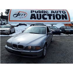 E4 --  1997 BMW 540 IA , Grey , 210082  KM's