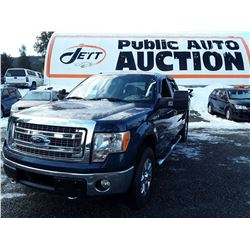 K2 --  2013 FORD F150 , Blue , 234653  KM's